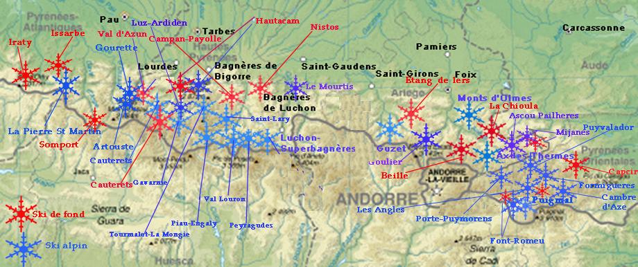 Infos sur : station pyrenees   Arts et Voyages